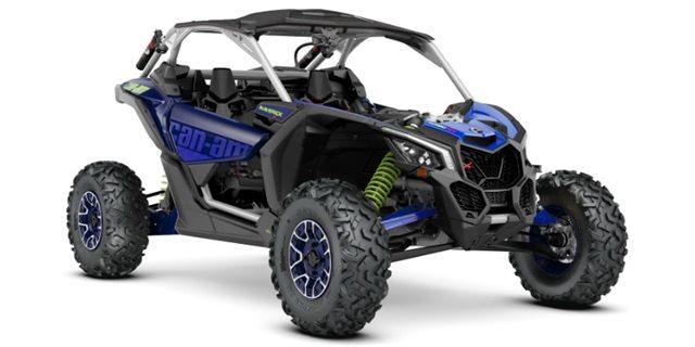 2020 Can-Am Maverick X3 MAX X rs TURBO RR at Wild West Motoplex