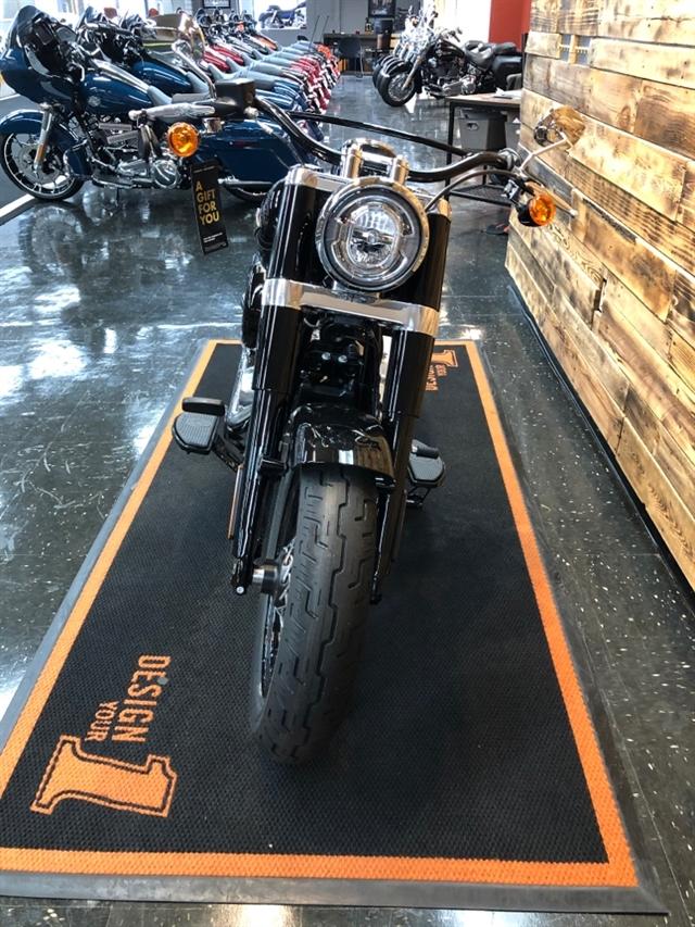 2019 Harley-Davidson Softail Slim at Holeshot Harley-Davidson