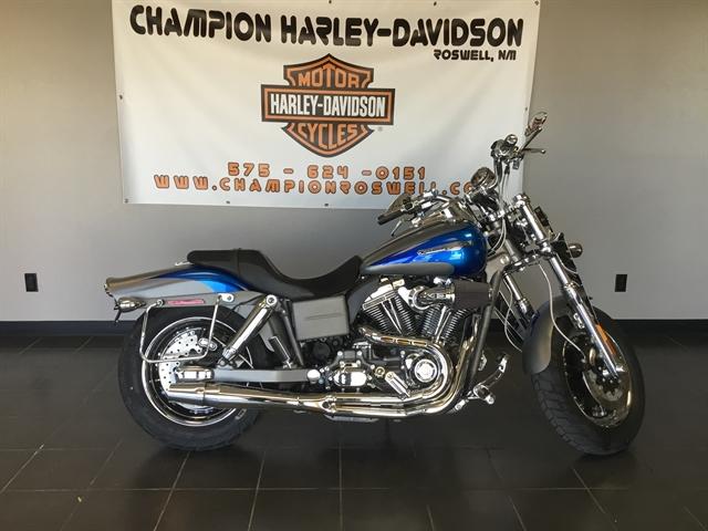 2009 Harley-Davidson Dyna Glide CVO Fat Bob at Champion Harley-Davidson