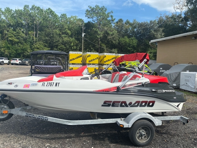 2008 Sea-Doo Speedster at Jacksonville Powersports, Jacksonville, FL 32225