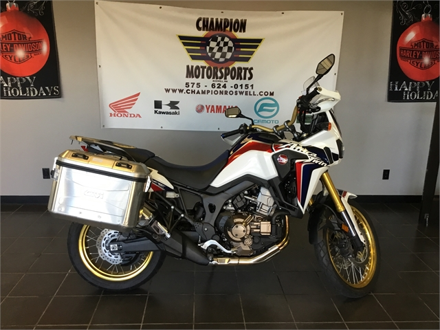 2017 Honda Africa Twin DCT ABS at Champion Motorsports