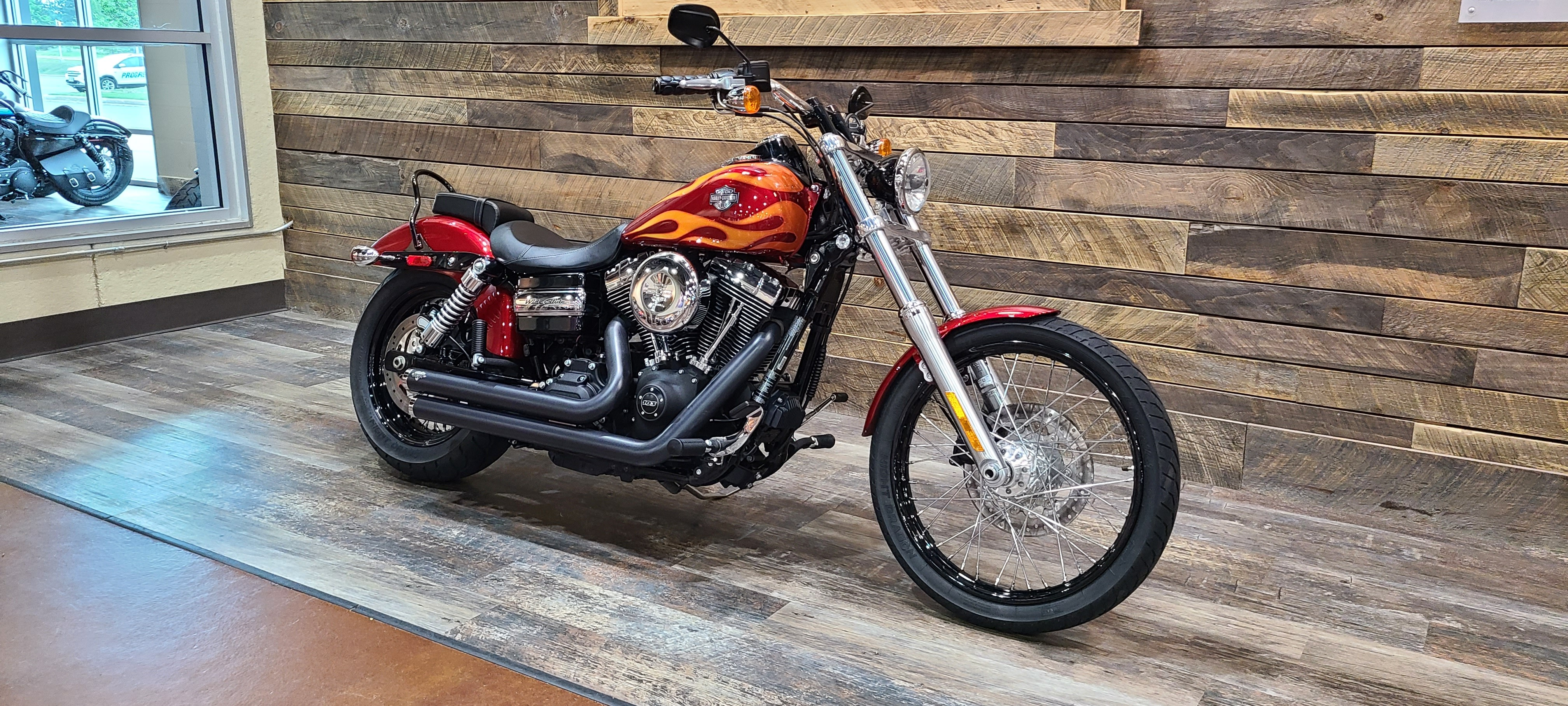 2012 Harley-Davidson Dyna Glide Wide Glide at Bull Falls Harley-Davidson