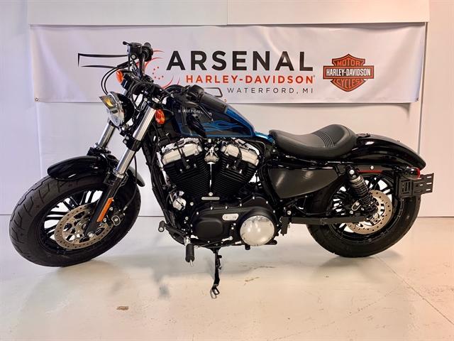 2016 Harley-Davidson Sportster Forty-Eight at Arsenal Harley-Davidson