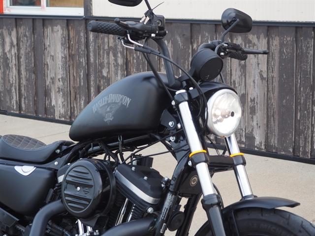 2016 Harley-Davidson Sportster Iron 883 at Loess Hills Harley-Davidson