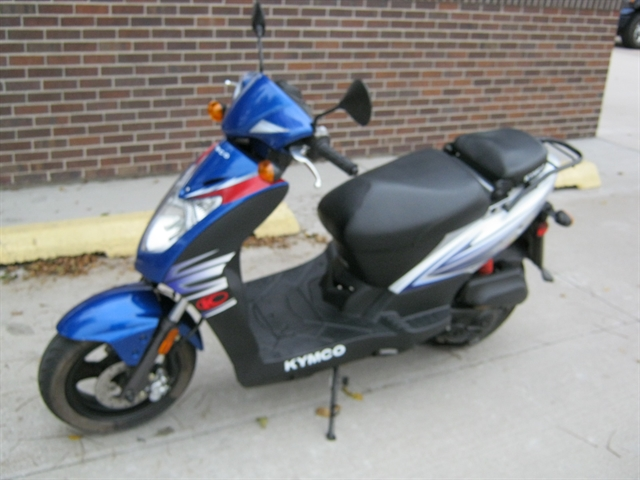 2014 Kymco Agility 50 at Brenny's Motorcycle Clinic, Bettendorf, IA 52722
