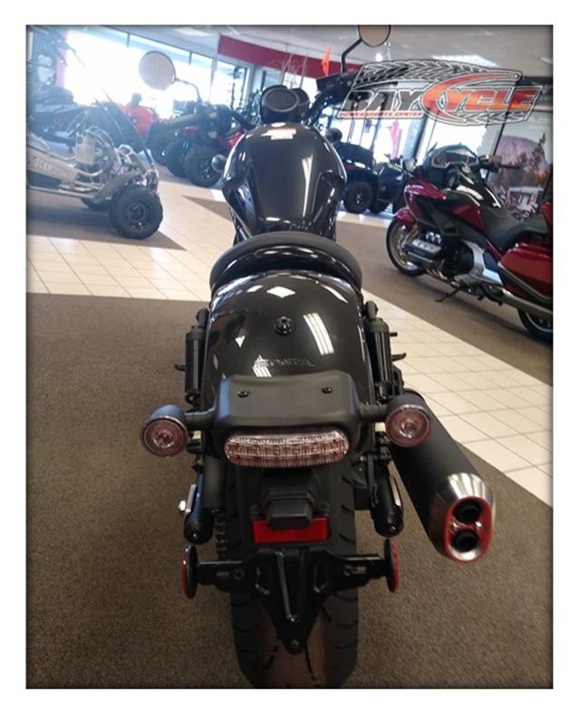 2021 Honda Rebel 1100 DCT DCT at Bay Cycle Sales