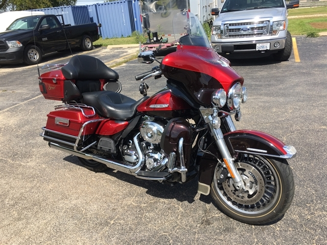 2012 HARLEY DAVIDSON ULTRA LIMITED at Randy's Cycle, Marengo, IL 60152