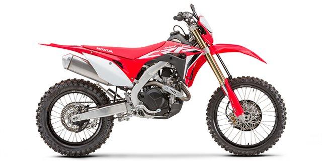 2020 Honda CRF450X 450X at Genthe Honda Powersports, Southgate, MI 48195