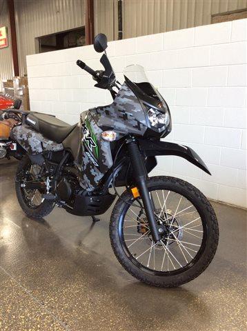 2018 Kawasaki KLR 650 Camo at Rod's Ride On Powersports, La Crosse, WI 54601