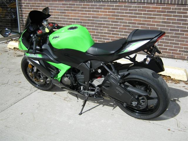 2014 Kawasaki ZX6 636 Ninja ABS at Brenny's Motorcycle Clinic, Bettendorf, IA 52722