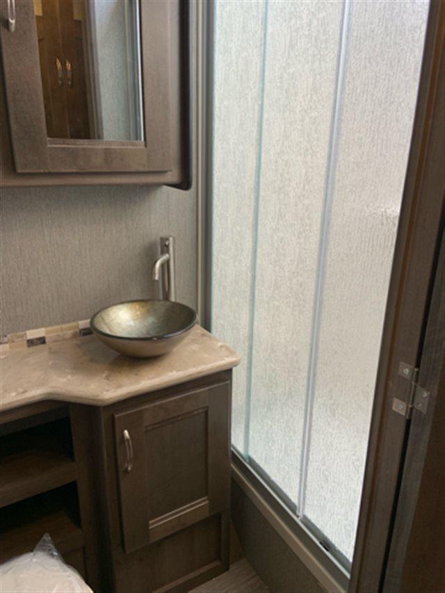 2020 Nexus Ghost 33DS Rear Bedroom at Campers RV Center, Shreveport, LA 71129