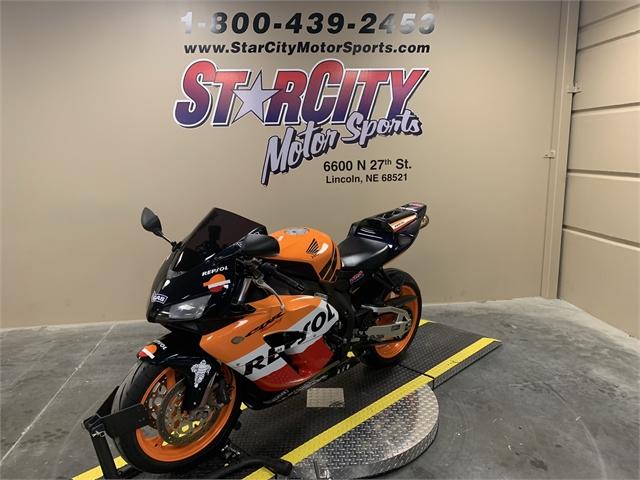 2005 Honda CBR 1000RR at Star City Motor Sports