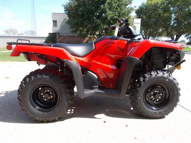 2020 Honda FourTrax Rancher 4X4 at Nishna Valley Cycle, Atlantic, IA 50022