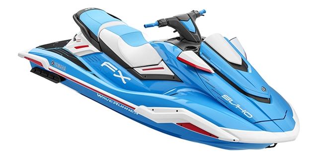 2022 Yamaha WaveRunner FX SVHO at Friendly Powersports Slidell