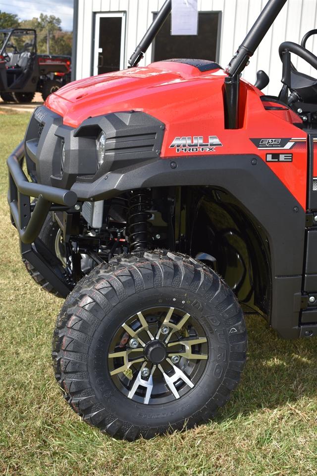 2022 Kawasaki Mule PRO-FX EPS LE at R/T Powersports