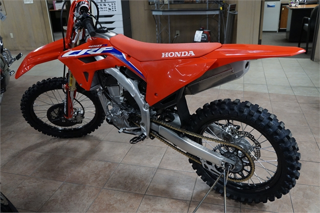 2022 Honda CRF 450R at Clawson Motorsports