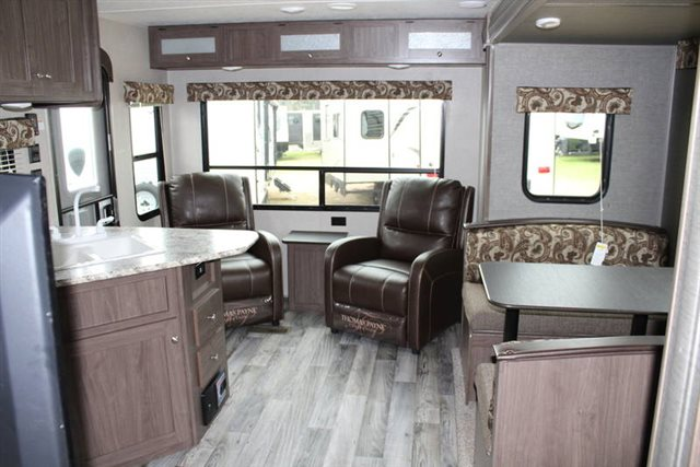 2018 Keystone RV Hideout LHS 252LHS Rear Living at Campers RV Center, Shreveport, LA 71129