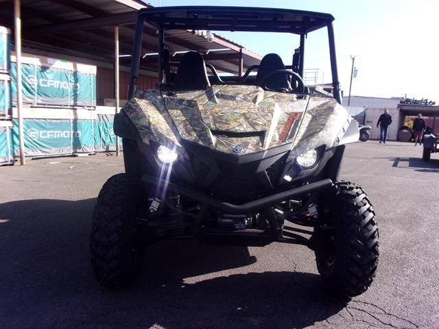 2020 Yamaha Wolverine X2 R-Spec at Bobby J's Yamaha, Albuquerque, NM 87110