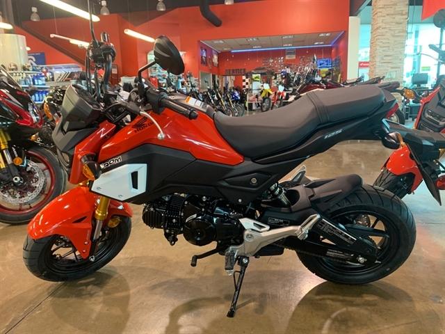 2020 Honda Grom ABS at Kent Powersports of Austin, Kyle, TX 78640