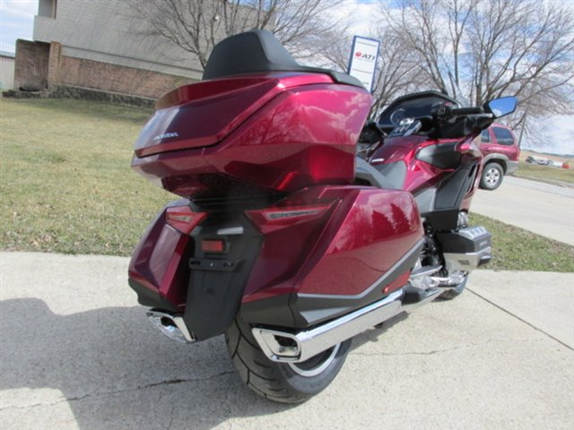 2018 Honda Gold Wing Tour at Nishna Valley Cycle, Atlantic, IA 50022