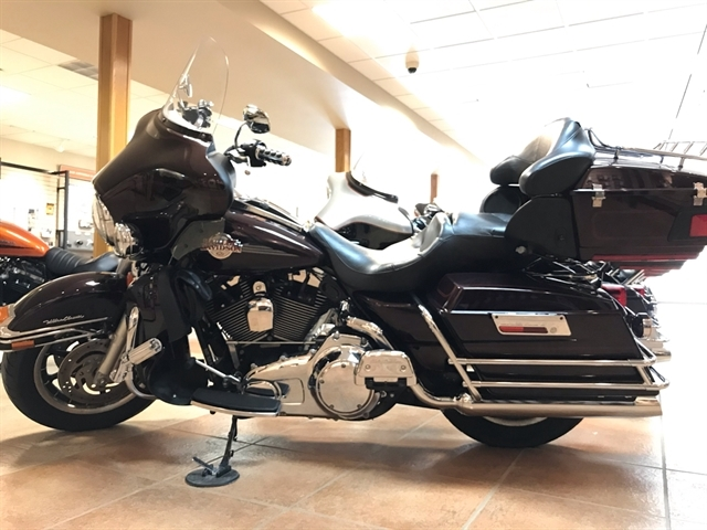 2006 Harley-Davidson Electra Glide Ultra Classic at Lentner Cycle Co.