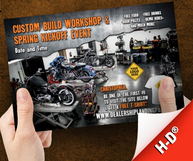 Custom Build Workshop  at PSM Marketing - Peachtree City, GA 30269