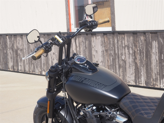 2018 Harley-Davidson Softail Fat Bob at Loess Hills Harley-Davidson