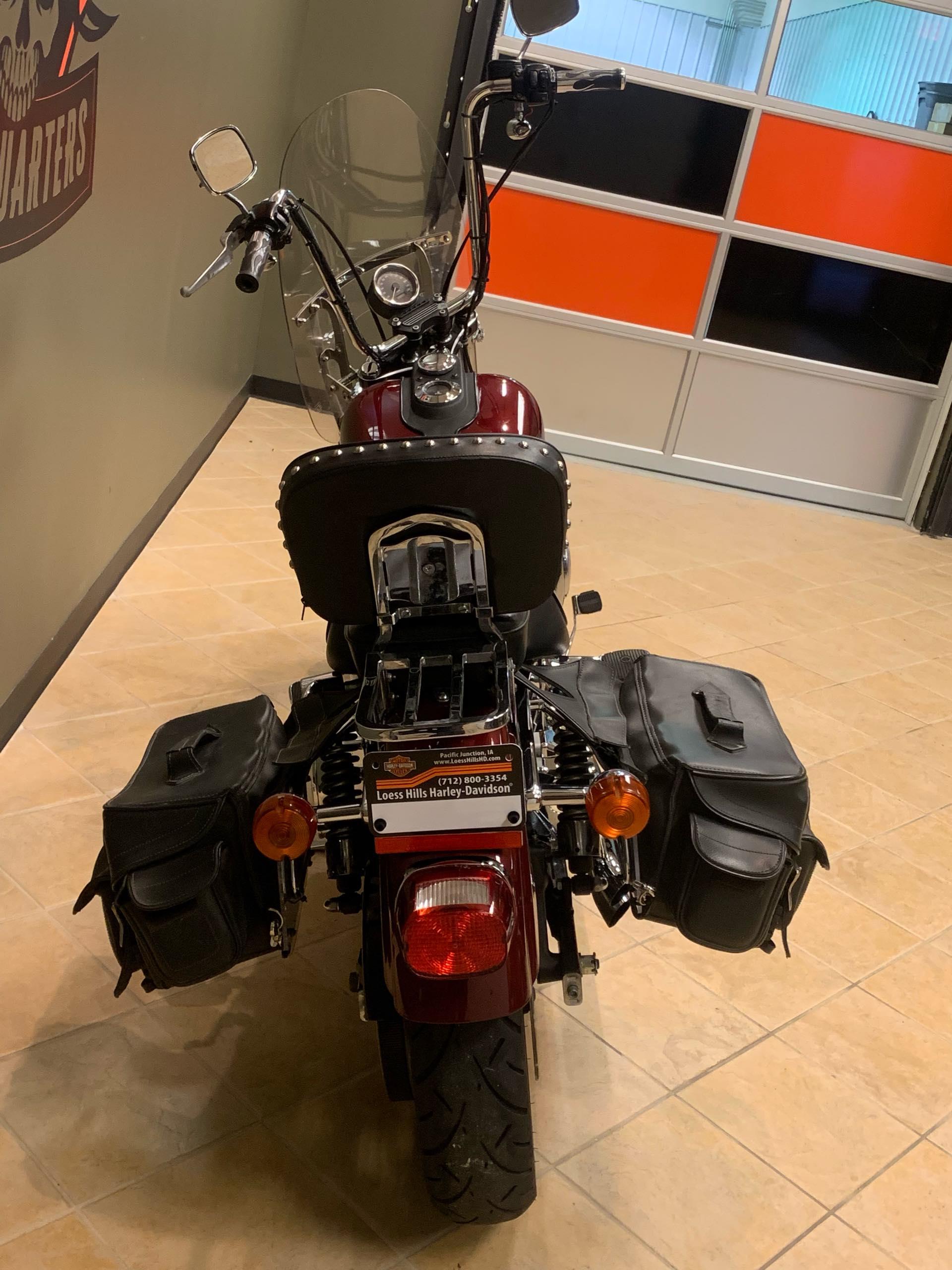 2001 Harley Davidson FXD at Loess Hills Harley-Davidson