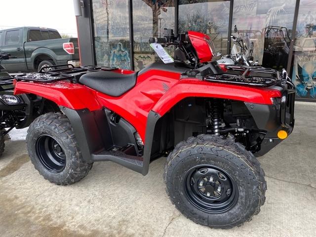 2020 Honda FourTrax Foreman 4x4 EPS at Dale's Fun Center, Victoria, TX 77904