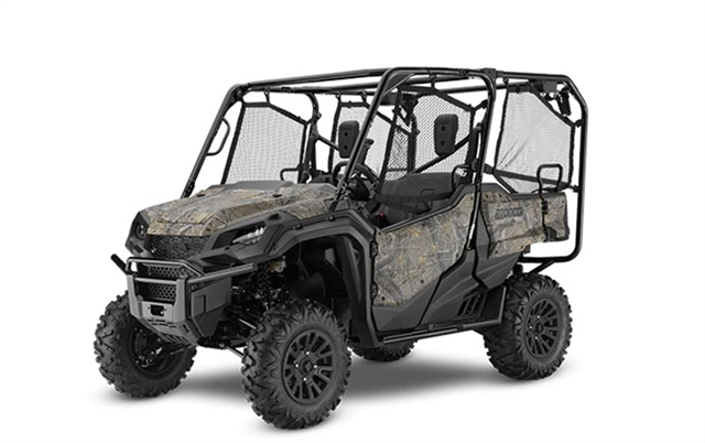 2021 Honda Pioneer 1000-5 Deluxe at G&C Honda of Shreveport