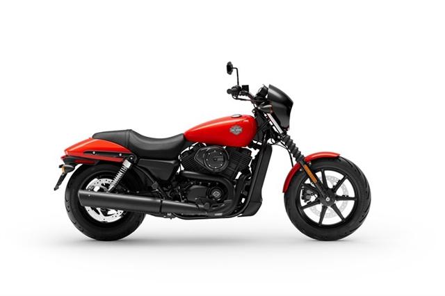 2020 Harley-Davidson Street Street 500 at Holeshot Harley-Davidson