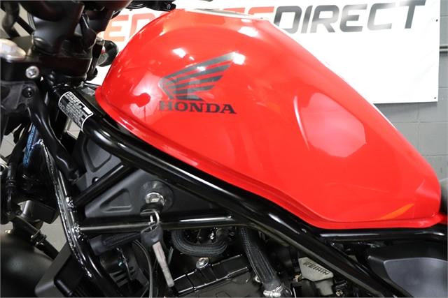 2018 Honda Rebel 300 at Used Bikes Direct