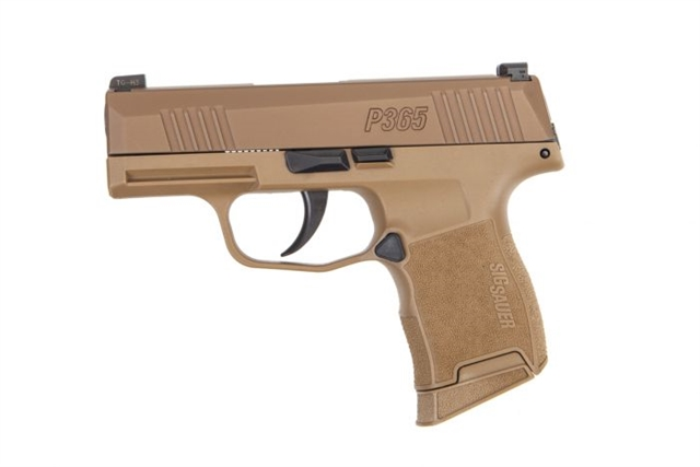 2019 Sig Sauer P365 NRA at Harsh Outdoors, Eaton, CO 80615