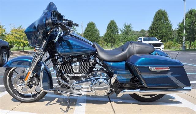 2020 Harley-Davidson Touring Street Glide at All American Harley-Davidson, Hughesville, MD 20637