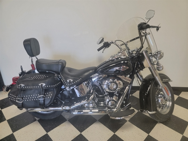 2014 Harley-Davidson Softail Heritage Softail Classic at Deluxe Harley Davidson