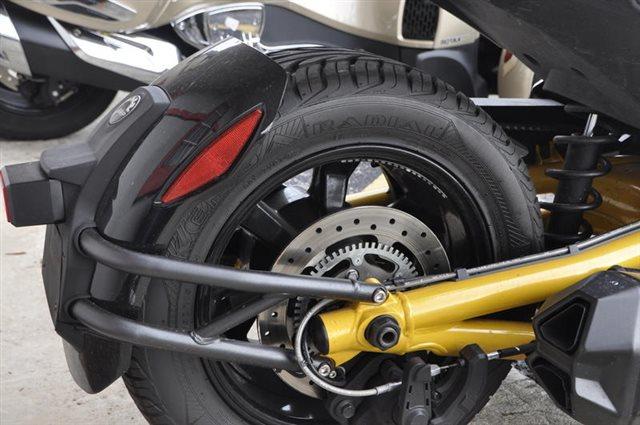2017 Can-Am Spyder F3 S Daytona 500 at Seminole PowerSports North, Eustis, FL 32726