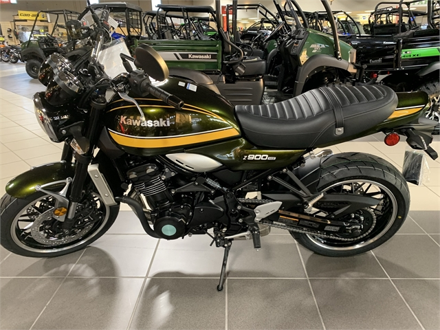 2021 Kawasaki Z900RS ABS at Star City Motor Sports