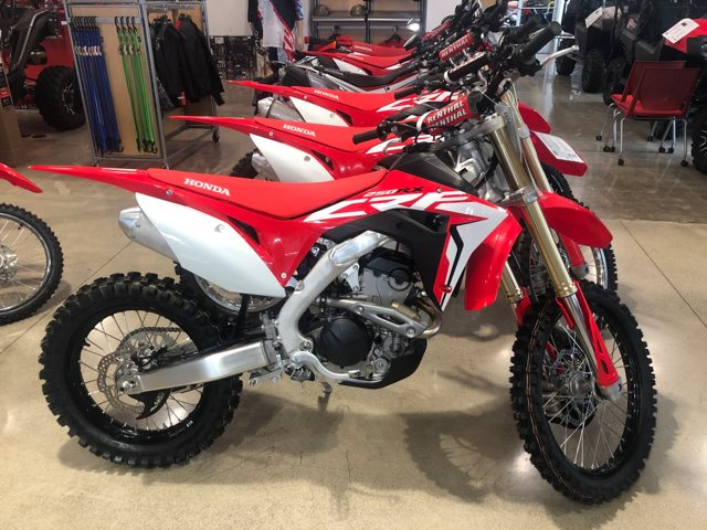 2019 Honda CRF250RX 250RX at Genthe Honda Powersports, Southgate, MI 48195