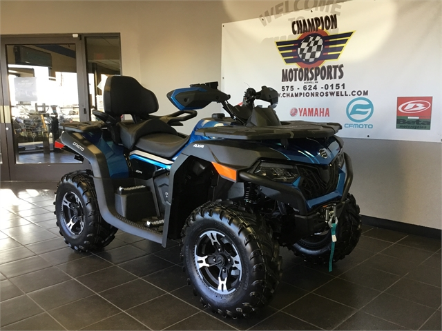 2021 CFMOTO CFORCE 600 Touring at Champion Motorsports