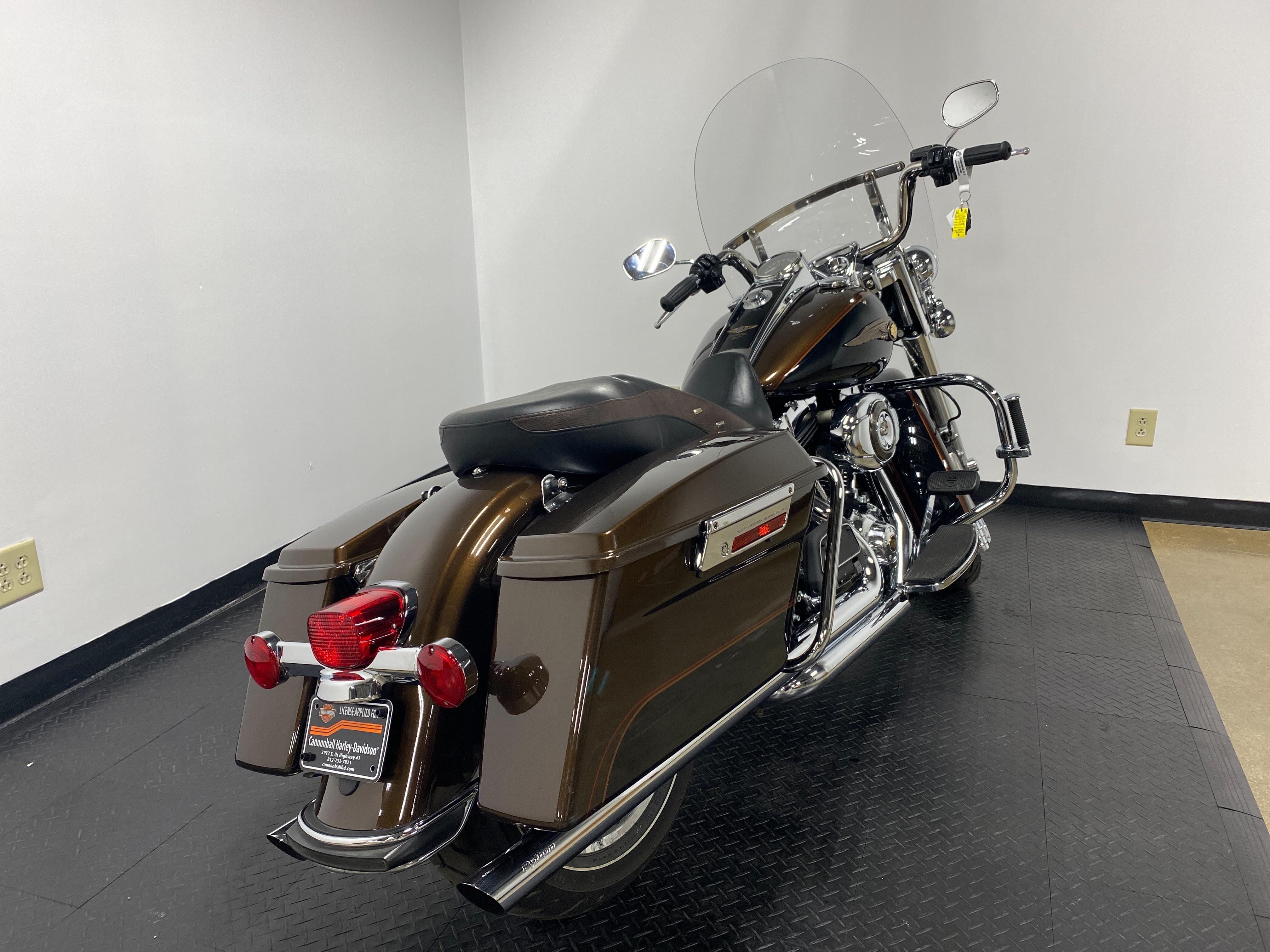 2013 Harley-Davidson Road King 110th Anniversary Edition at Cannonball Harley-Davidson