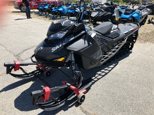 2020 Ski-Doo Summit SP Summit SP 165 850 E-TEC SHOT, PowderMax Light 25