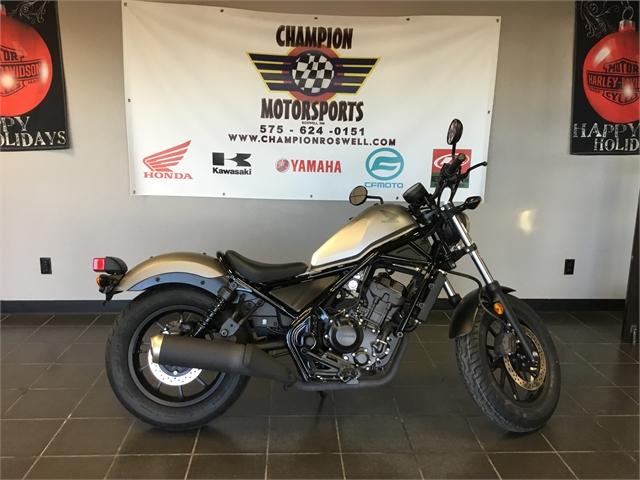 2018 Honda Rebel 300 at Champion Motorsports