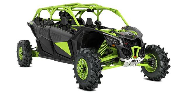 2021 Can-Am Maverick X3 MAX X mr TURBO RR at Wild West Motoplex