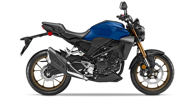 2022 Honda CB300R ABS at Friendly Powersports Slidell