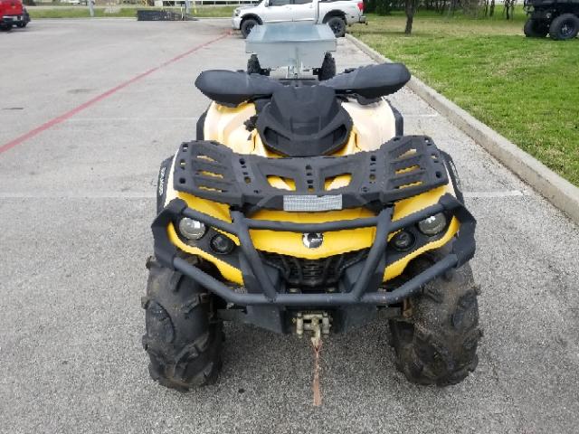 2012 Can-Am Outlander 800R XT at Kent Motorsports, New Braunfels, TX 78130