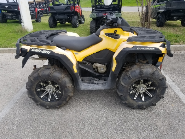 2012 Can-Am Outlander 800R XT at Kent Motorsports, New Braunfels, TX 78130