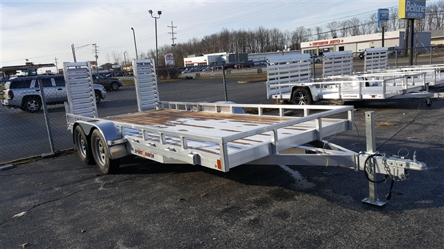 2018 Sport Haven Heavy Duty Trailers (AHD) AHD716T at Thornton's Motorcycle - Versailles, IN