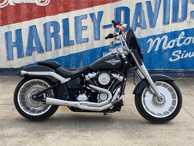 2018 Harley-Davidson Softail Fat Boy at Gruene Harley-Davidson