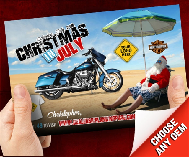 2018 SUMMER Christmas in July Powersports at PSM Marketing - Peachtree City, GA 30269