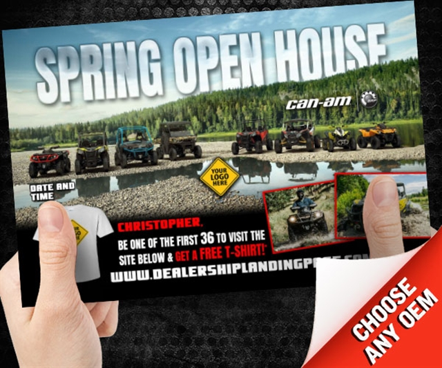 Spring Open House Powersports at PSM Marketing - Peachtree City, GA 30269